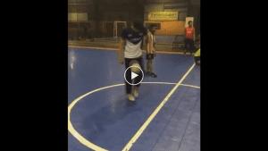 VIDEO: Skil Pelakon Fattah Amin Ketika Bermain Futsal