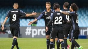 Menang 1-4 Ke Atas Celta Vigo, Real Madrid Semakin Hampir Juara La Liga