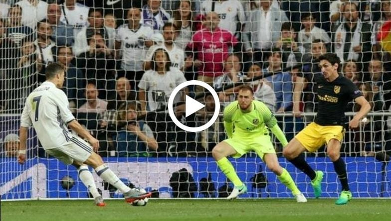 Highlight: Real Madrid 3 Atletico 0, Ronaldo Ledak Hatrik