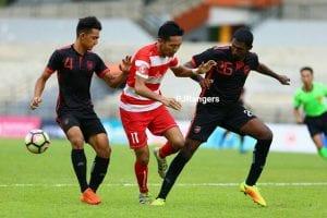 TCFC Gagal Manfaat Kelebihan, Seri 2-2 Dengan PJ Rangers Yang Bermain 10 Orang