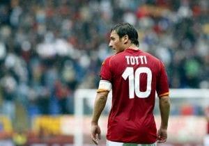Francesco Totti Umum Bakal Bermain Perlawanan Terakhir Beliau Hujung Minggu Ini
