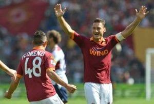Alessandro Florenzi Tulis Puisi Khas Untuk Francesco Totti Sempena Persaraannya