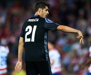Alvaro Morata Semakin Pasti Akan Ke Manchester United