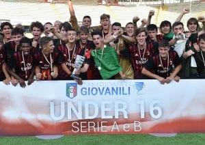 AC Milan Menang Kejuaraan Liga Dengan Generasi Ke-3 Maldini