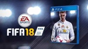 Cristiano Ronaldo Dipilih Sebagai Penghias Muka Depan FIFA 18