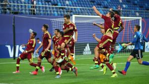 Piala Dunia B-20: Venezuela Ke Final Bersejarah Bertemu England, Itali & Uruguay ...