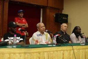Tan Sri Annuar Musa Berang Dituduh Mempolitikkan Fakta Oleh Kevin Ramalimgam