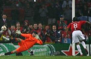 Anderson Dedah Kisah 'Kecut Perut' Beliau Ambil Penalti Ketika Final UCL 2008