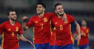 EURO B-21: Sepanyol Terlalu Hebat Untuk Macedonia, Portugal Juga Cemerlang
