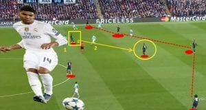 Analisis: Casemiro, Sang Pemusnah Penting Dalam Skuad Real Madrid