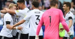 Previu: Jerman vs Chile, Buku Bertemu Ruas Dalam Kumpulan B