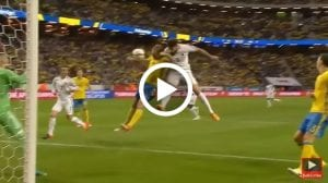 Highlight: Sweden 2 Perancis 1, Gol Kelas Dunia Dari Giroud Tetapi Lloris...