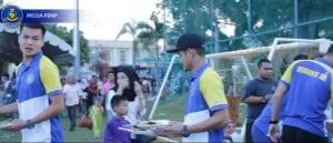 PBNP Bersama Kerabat Diraja Pahang Hidangkan Sate Untuk Berbuka Puasa