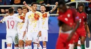 Euro B21: 5 Perkara Dari Perlawanan Sepanyol vs Portugal