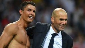 Zidane Pujuk Ronaldo, Mahukan Pemain Itu Terus Kekal Di Real Madrid