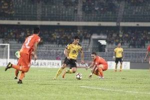 Tewaskan PKNS FC, Permulaan Baik Buat Bos Gaurus