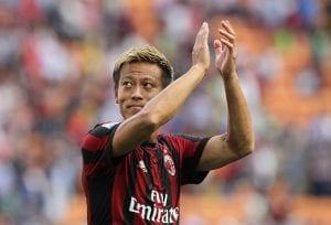 Keisuke Honda Tinggalkan AC Milan, Sertai Pachuca Di Mexico