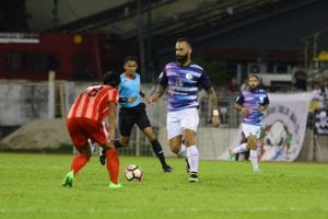 Guilherme de Paula Dedah Perbezaan Pertahanan Liga Super Dengan Liga Premier