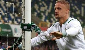 Leigh Griffiths Digantung Oleh UEFA Akibat Provokasi Terhadap Penyokong Linfield ...
