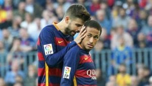 Gerard Pique Beri Petunjuk Di Instagram, Neymar Tak Akan Berpindah Ke PSG