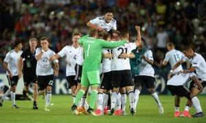 Jerman Juara Euro B-21 Edisi 2017, Tewaskan Sepanyol 1-0