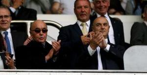 Joe 'The Boxer' Lewis, Lelaki Di Sebalik Kebangkitan Tottenham Hotspur