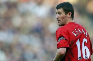 Roy Keane, No.16 Terbaik Dan Kapten Legenda Manchester United