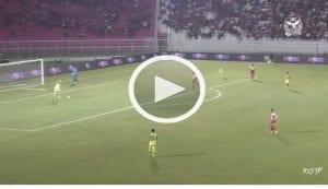 Highlight Piala Malaysia 2017: Kelantan 3 Kedah 1, Abou Bakr Lakukan 'Double'