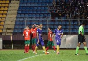 Kedah Ajar UiTM Bagaimana Untuk Menjaringkan Gol, Menang Besar 5-0