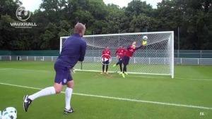VIDEO: Beginilah Corak Latihan Bagi Seorang Penjaga Gol