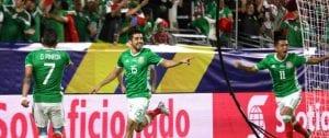 Gold Cup 2017: Jamaica Dan Mexico Tempah Pertemuan Di Separuh Akhir