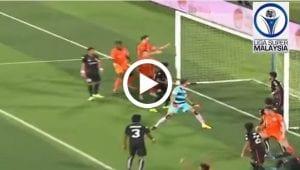 Highlight: Felda United 3 Selangor 1, Thiagoal Kembali Gegar Jaring!