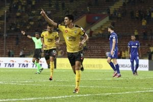 Perak Tamatkan Rentetan 8 Perlawanan Tanpa Kalah FELDA United, Menang 1-0