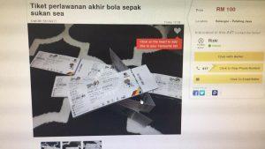 Ultras Malaya Tutup 'Curva' Demi Penyokong, Ulat Tiket Kembali Bermaharajalela!