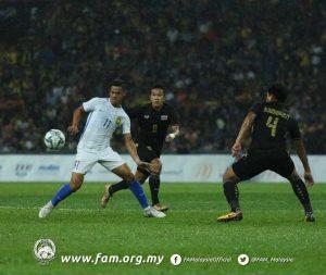 Kesilapan Haziq Nadzli Hadiahkan Pingat Emas Buat Pasukan Lawan, Malaysia 0-1  ...
