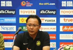 Datuk Ong Kim Swee Tagih Konsistensi Daripada Skuad Harimau Muda