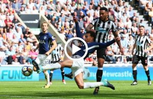 Highlight: Newcastle 0 Tottenham Hotspurs 2, Dele Alli Cemerlang!