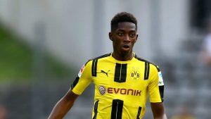 Ousmane Dembele Digantung Oleh Borussia Dortmund Gara-Gara Tak Datang Latihan