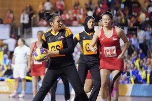 Keluarga Neville, Bola Jaring & Pesona Jelitawan An Najwa Azizan- 'GS' Emas  ...