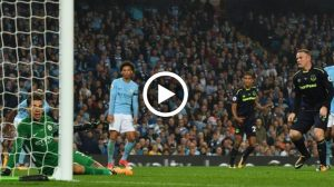 Highlight: Man. City 1 Everton 1, Rooney Jaring Gol EPL Ke-200