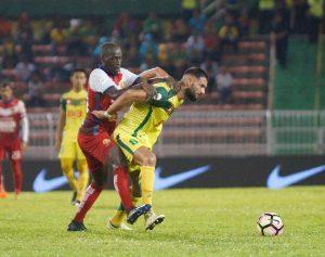 Reviu Perlawanan Suku Akhir Pertama Piala Malaysia 2017