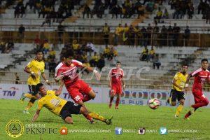 Tewaskan Negeri Sembilan, PKNP FC Terus Hidupkan Peluang Rebut Tempat Ke Liga  ...
