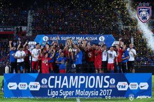 5 Perkara Daripada Kejuaraan Liga Super 2017 Oleh JDT