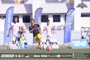 Ayahanda FC & ETE FC Berkongsi Mata Dalam Aksi Epik TAL2017 Yang Berakhir  ...
