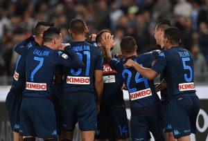 Napoli Catat 10 Kemenangan Liga Berturut-Turut, Rekod Pertama Kali Buat Kelab