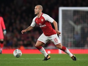 Jack Wilshere Lakukan Penampilan Penuh Pertama Buat Arsenal Selepas Hampir Tiga  ...