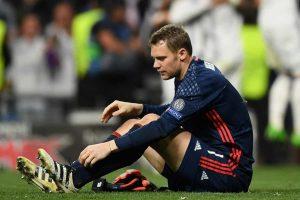 Manuel Neuer Alami Kecederaan Ketika Latihan, Dijangka Berehat Panjang