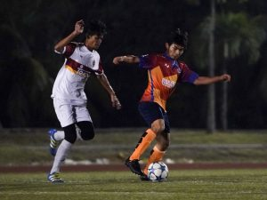 Empayar Bangi FC Tumbangkan Juara Bertahan, Terrapins 1-0