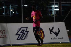 Jaringan Saat Akhir Medina Kecewakan Kebangkitan SA United, Bantu Rebel FC  ...