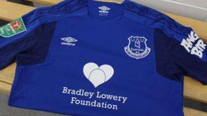 Inspirasi Bradley Lowery, Everton Dan Sunderland Promosi Badan Kebajikan